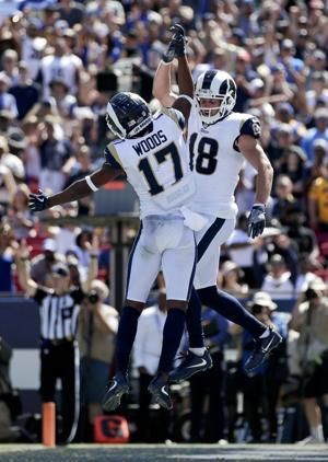Rams hold off Chargers 35-23 in LA's crosstown showdown