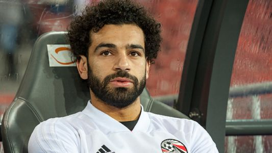 Video: Salah and Egypt arrive at base for Uruguay game