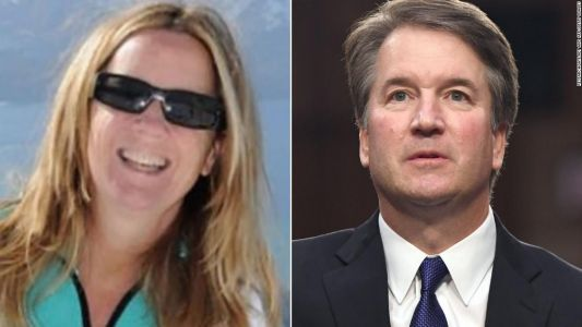 Kavanaugh accuser wants FBI investigation before she will testify - lawyer