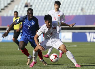 US beats Senegal 1-0 at U20 World Cup on Sargent's 3rd goal