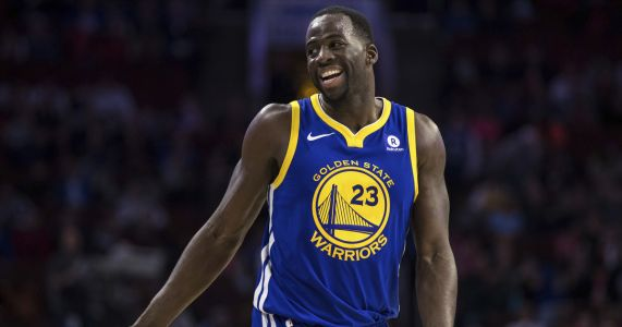 Draymond Green's intensity, leadership pushes Durant, others