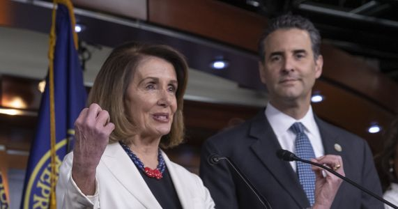 No party of 'no' here: House Dems like governing