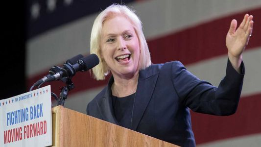 Democrat Kirsten Gillibrand officially jumps into 2020 race