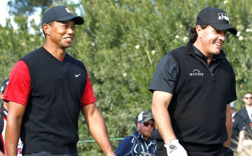 PGA world reacts with messages of concern, support for Tiger Woods