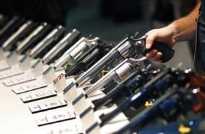 Gun industry struggles with slumping sales, political shifts