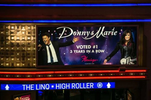 After 11 years, Donny and Marie to call it quits with Vegas show
