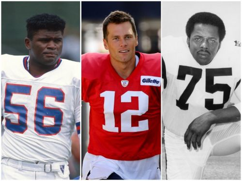 The most famous football player from every state