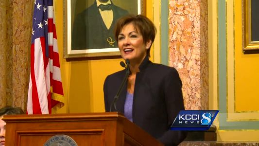 Data: Iowa Gov. Kim Reynolds raised most money in 2017