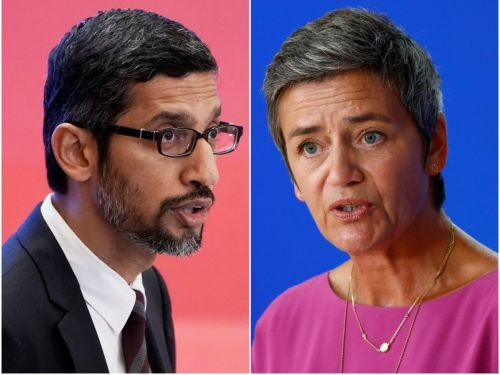 Google fined $1.7 billion over a third breach of EU antitrust rules in as many years