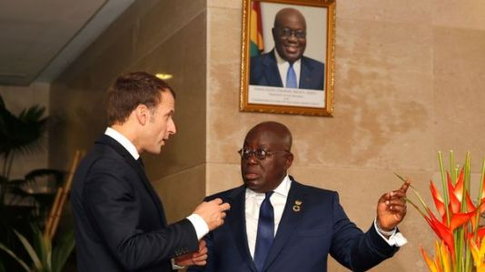 Latest Viral Video: Ghana's Prez Throws Shade At Foreign Aid