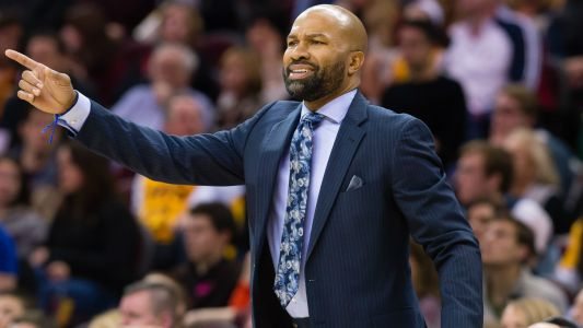 Los Angeles Sparks name Derek Fisher as new coach, report says