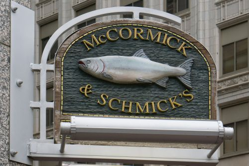Kitchen workers claim sex harassment at McCormick & Schmick's