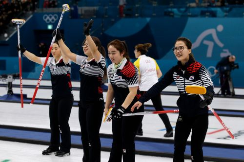 Probe launched into abuse claims by South Korea's curling team