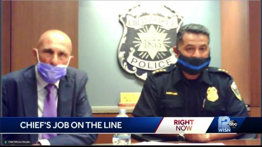 Future of MPD chief's job could be decided Thursday night