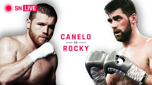 Canelo Alvarez vs. Rocky Fielding: Live fight updates, round-by-round scores, highlights