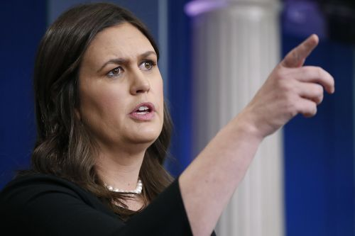Sarah Huckabee Sanders booted from Virginia eatery