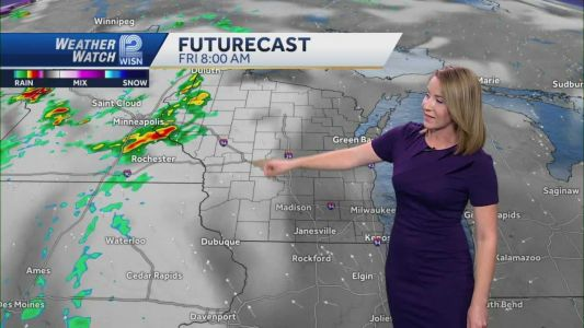 Videocast: Summer heat and humidity return