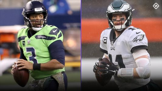 Eagles vs. Seahawks Week 12 picks, odds: Point spread, props, total, trends and bets to consider for 'MNF'