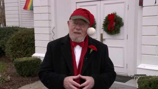 Fritz Wetherbee: Ghosts from Christmas Past