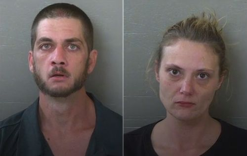 Deputies: Couple left boy alone in trailer for 2 months