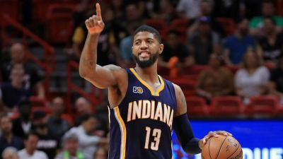 NBA trade rumors: Lakers in talks with Pacers for Paul George