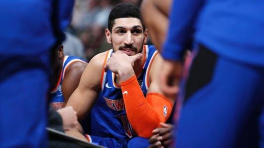 Report: Turkey seeks warrant for Knicks' Kanter