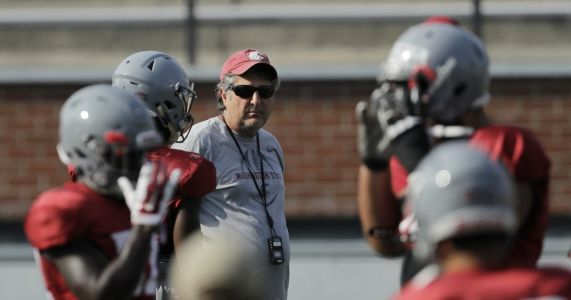 Cougars coach Mike Leach makes case for joint practices
