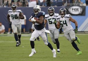 Seahawks showing rare vulnerability to big plays