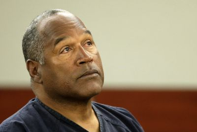 Will O.J. Simpson be able to steer clear of convicted felons?