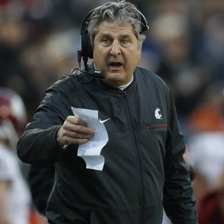 WSU coach Mike Leach says criticizing columnist will be selling Big Gulps in a few years. Here's the columnist's response