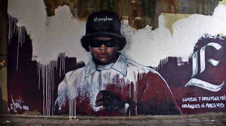 Straight outta.Sussex? Brit fights bizarre town battle to get rap idol Eazy-E a statue