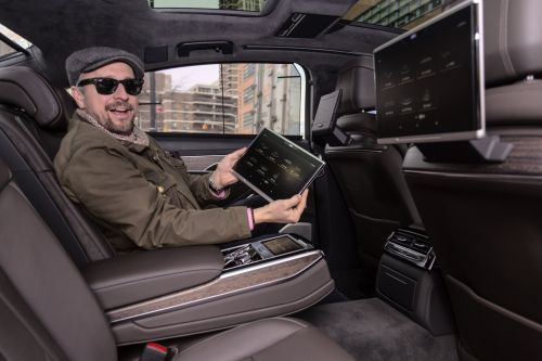 I drove a $119,000 Audi A8 L to see if the ultra-luxurious sedan is worth the price. Here's the verdict