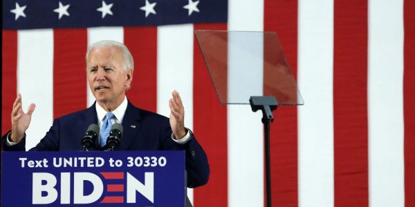 Joe Biden tears into Trump's disastrous handling of the pandemic: 'We don't need a cheerleader, Mr. President. We need a president'
