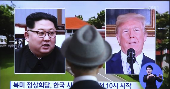 On eve of summit, Trump has lots of other things on his mind