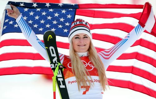 Lindsey Vonn to Retire from Competition at the End of 2018-19 Season