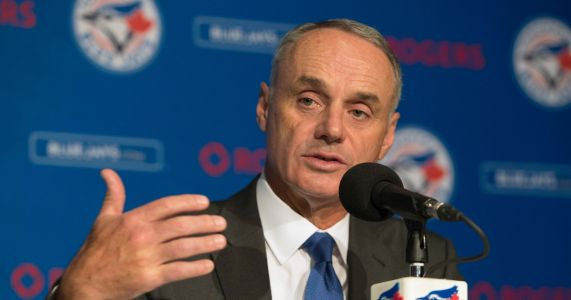 Manfred encouraged by impact of mound visit rules