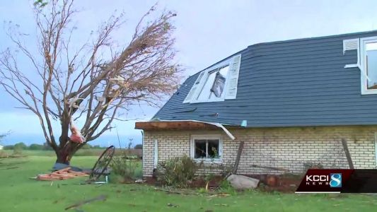 NWS crew to survey unconfirmed tornado damage
