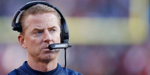 Cowboys head coach Jason Garrett under fire for cautious calls on their critical final drive that ended in a field-goal miss