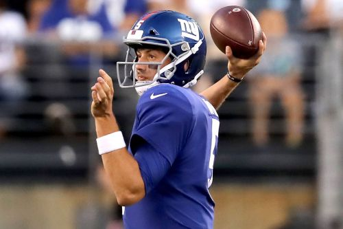 What bettors can look for in ugly Giants-Lions matchup