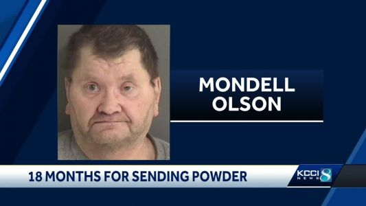 Nevada man sentenced for mailing powder letter to school