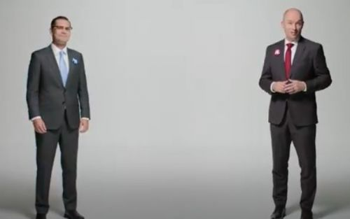 'We can disagree without hating each other': Candidates for Utah governor appear in joint ad