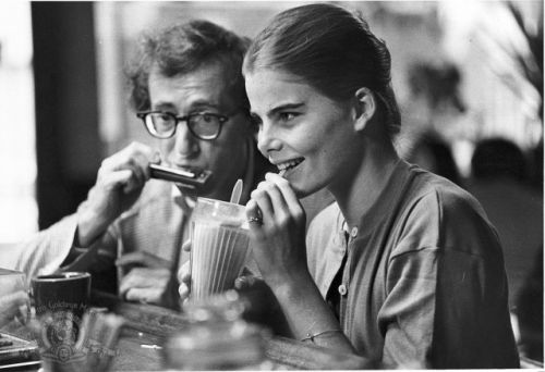 She was 16. He was 41. Babi Christina Engelhardt says she was Woody Allen's teen lover for eight years