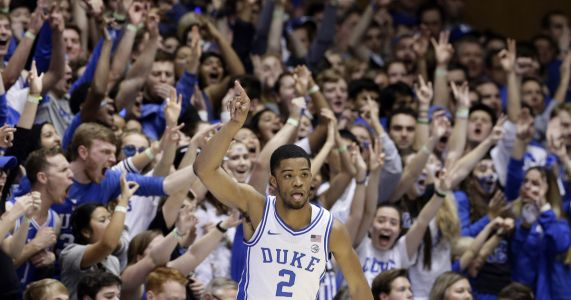 No. 6 Duke rebounds from loss with rout of Virginia Tech