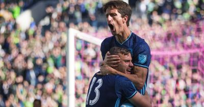 Sounders wrap up eventful season where they always wrap it up - the MLS playoffs