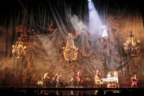 Cirque's 'Corteo' more than acrobatics and spectacle