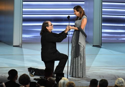 Glenn Weiss and Jan Svendsen open up about that very public Emmys proposal