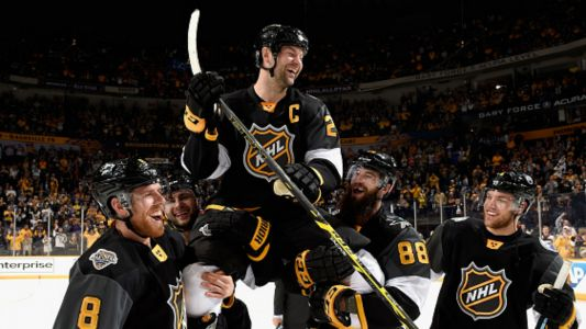 Former NHL defender John Scott said he almost died after falling through ice on lake