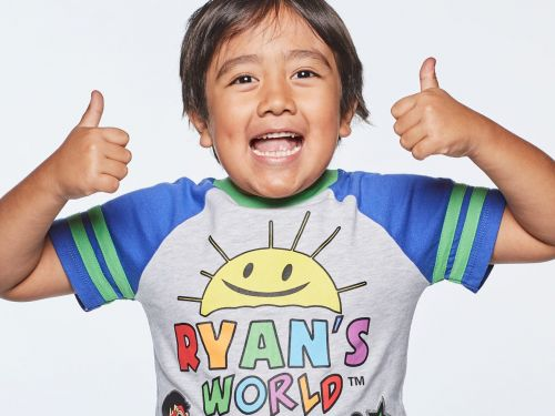 How 8-year-old Ryan Kaji became the world's highest-earning YouTube star and sold more than $200 million in branded products in a year
