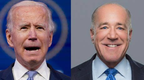 Frank Biden touts his relationship to POTUS in Inauguration Day ad for Florida law firm