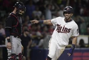 Twins beat Indians 2-1 in 16 innings in Puerto Rico